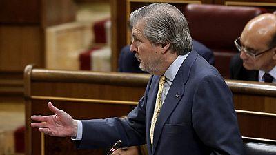 Un diputado del PSOE dedica unos versos al ministro de Cultura por no rebajar el IVA del cine