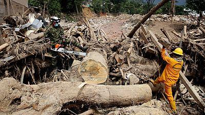 Tres españoles entre los desaparecidos tras la avalancha en Mocoa