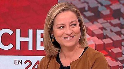 Oramas defiende el apoyo de Coalición Canarias a los presupuestos en La Noche en 24 Horas