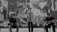 "Atención Obras - Acústico de Vetusta Morla para ""Suena Guernica"""