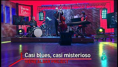 La Aventura del Saber. TVE. Dick Angstand. 'Bogui Jazz' .'Irene Albar Project'