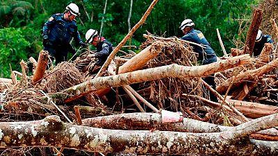 Colombia - Dos españoles entre los desaparecidos tras la avalancha en Mocoa