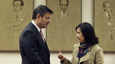 Rafael Catalá defiende la independencia de la Fiscalía y de la judicatura