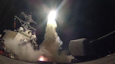 """El Gobierno sirio asegura que el ataque de EE.UU. ha sido """"limitado"""" y """"esperado"""""""