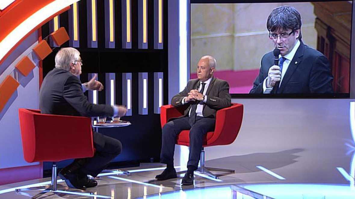 Aquí Parlem - Santiago Rodríguez, nou secretari general del PPC