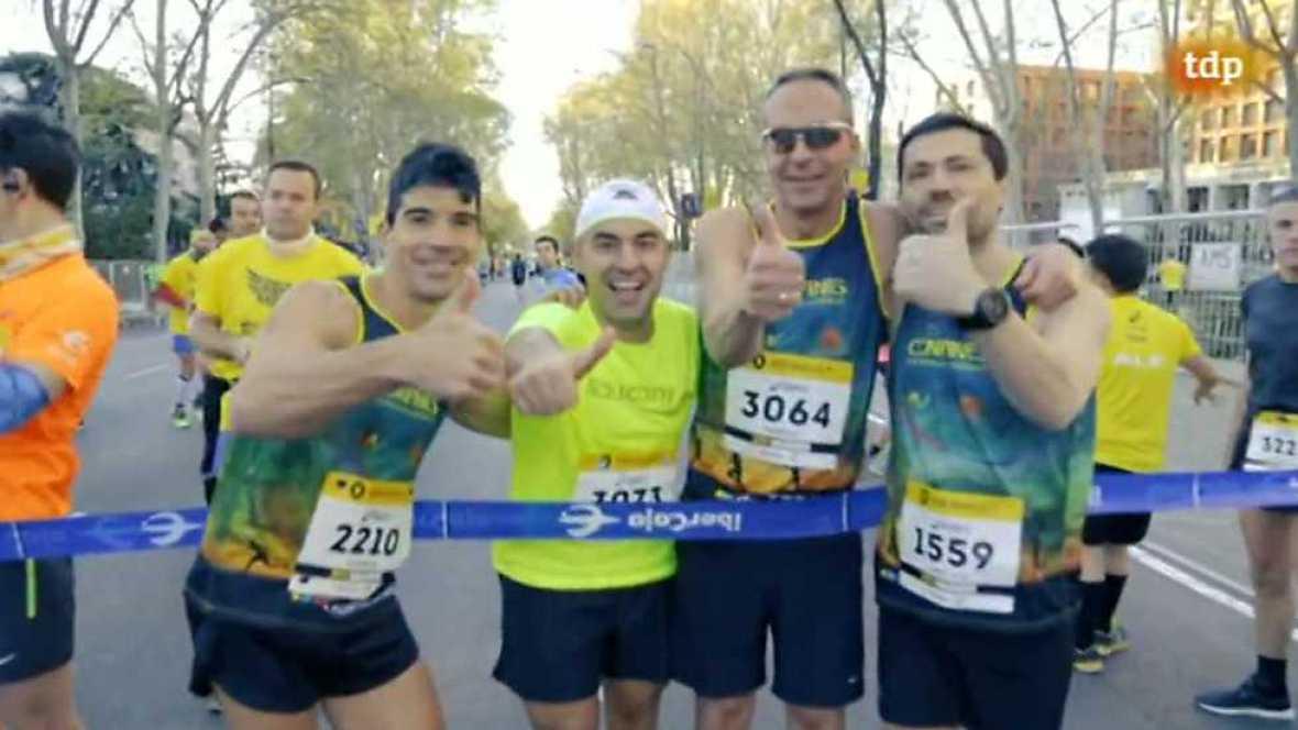 Atletismo - Media Maratón Villa de Madrid 2017 - ver ahora