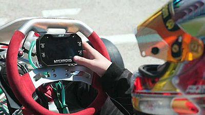 Automovilismo - Campeonato de España de Karting. Prueba Recas - ver ahora