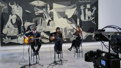 Suena Guernica - Amaral (Teaser) - 07/04/17