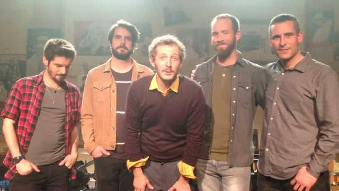 El grup Pantaleó us convida a veure el pròxim programa de 'Músics'