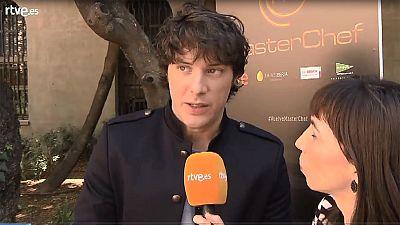 """Jordi Cruz: """"Cuando analizo un plato desnudo al aspirante"""""""
