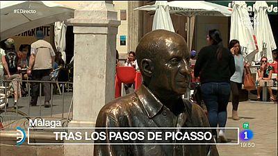 España Directo - Tras los pasos de la vida de Pablo Picasso