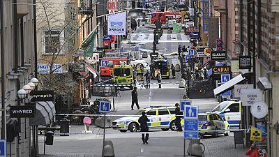 El atentado en Estocolmo narrado en primera persona por varios residentes en la capital sueca