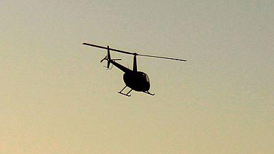 Un helicóptero va a vigilar las carreteras de la Comunidad de Madrid
