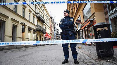 La policía reconstruye los pasos dados por el sospechoso del atentado de Estocolmo