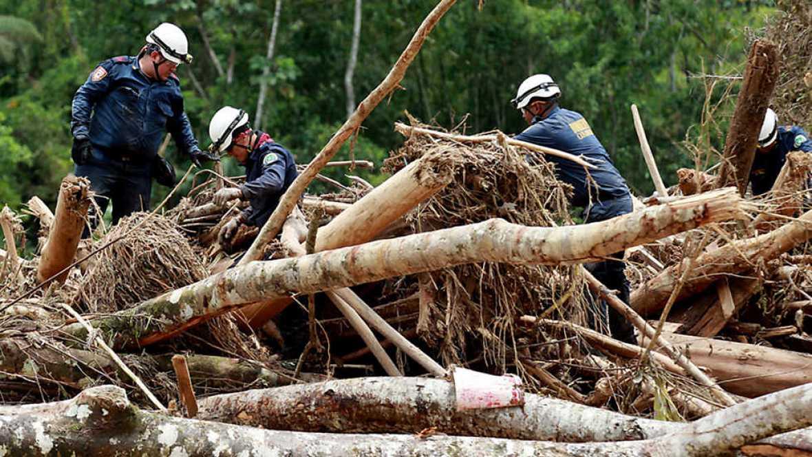 Informe Semanal - Sepultados en Mocoa - ver ahora
