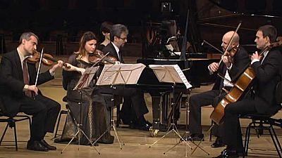 Los conciertos de La 2 - Ciclo Radio Clásica (Quinteto de cuerda con piano) - ver ahora