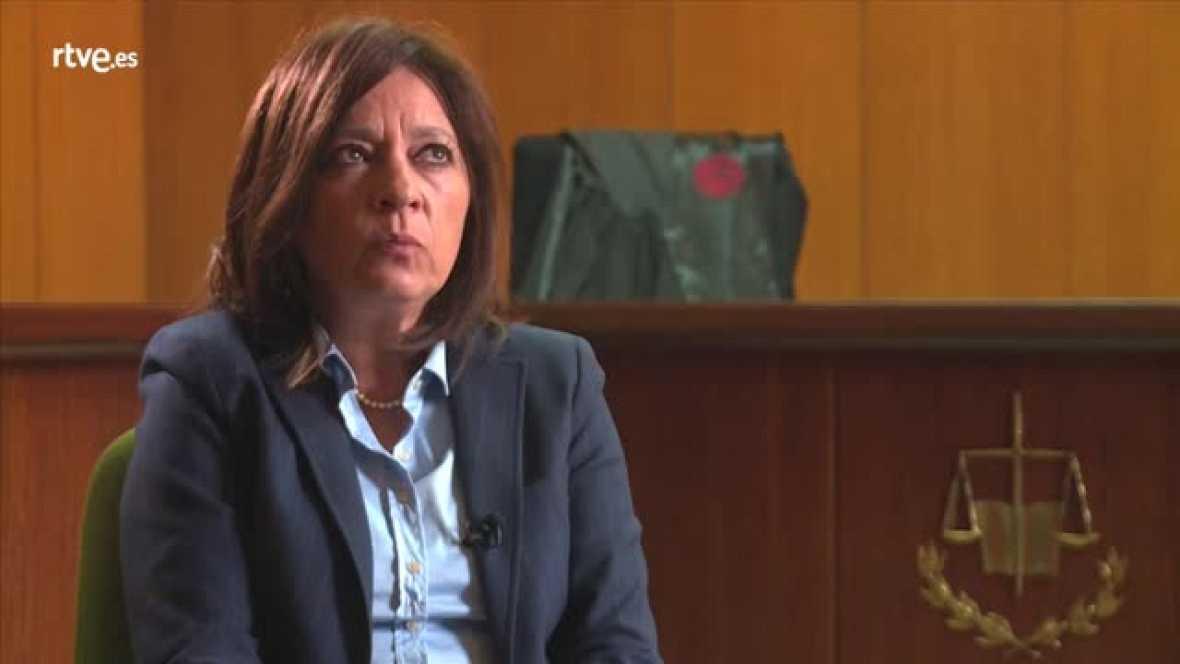 La magistrada del Juzgado número 8 de Palma, María Jesús Campos Barciela, nos comenta la sentencia del año 2013 que condenó a un cazador