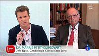 Entrevista al cardiólogo particular de Carme Chacón
