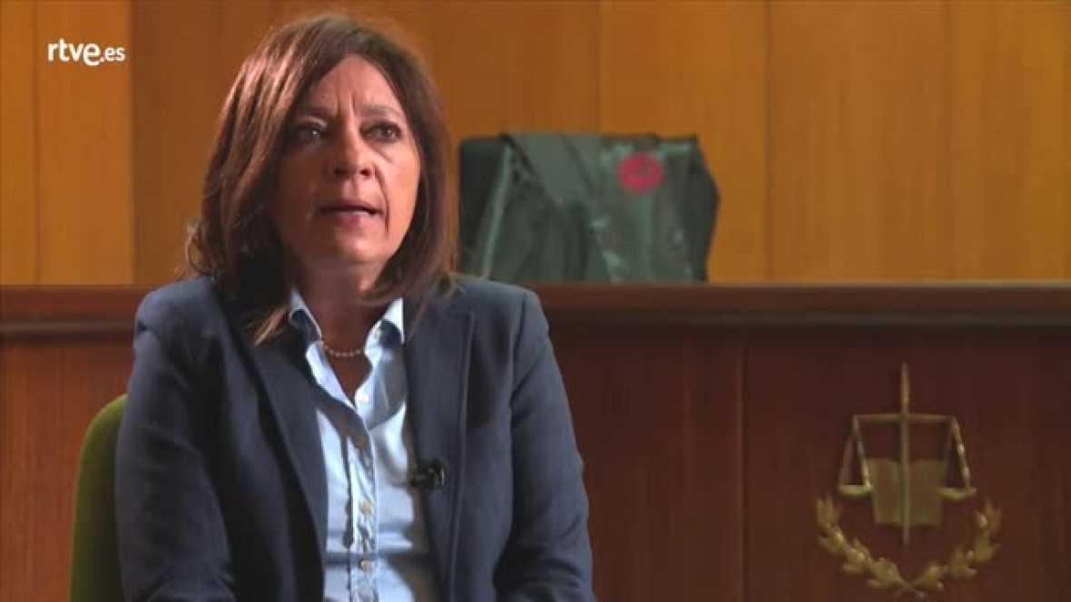 La jueza María Jesús Campos Barciela nos habla del cumplimiento de la pena de prisión
