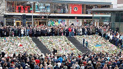 Estocolmo trata de recuperar la normalidad tras el atentado