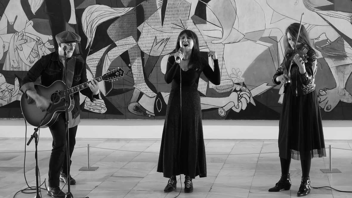 Suena Guernica - Amaral - Llévame muy lejos - 12/04/17 - Ver ahora