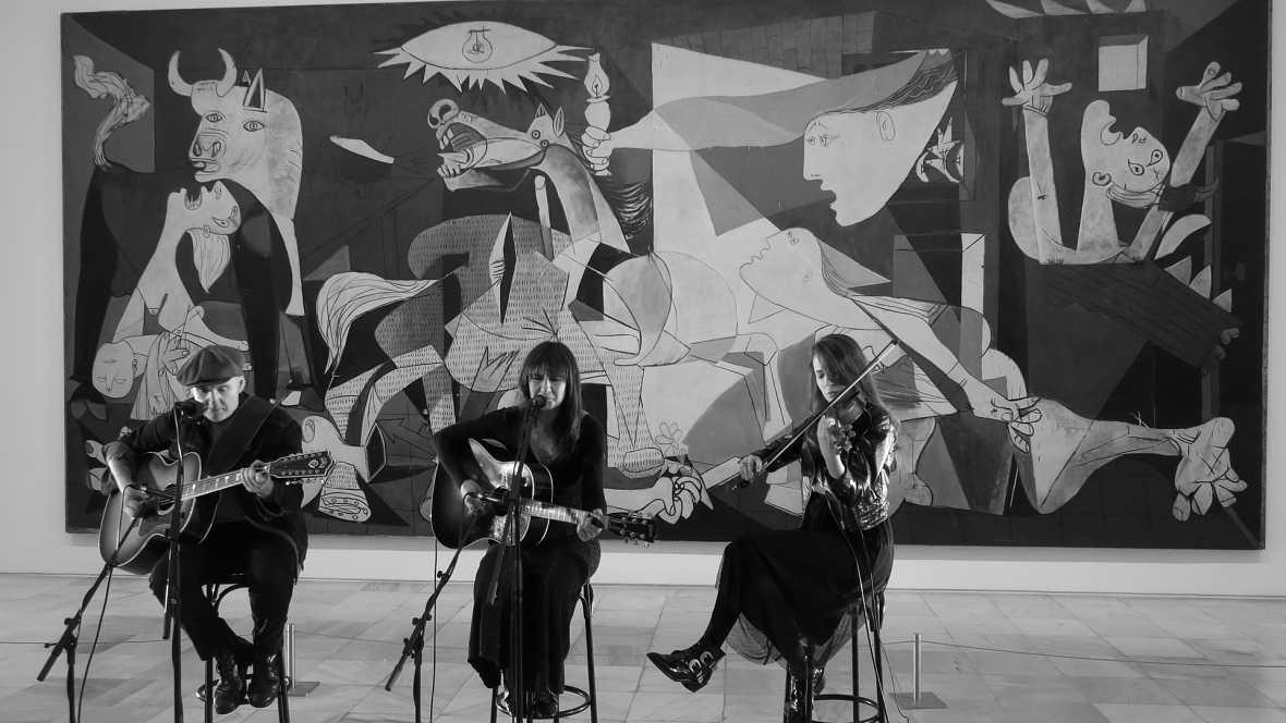 Suena Guernica - Amaral - La ciudad maldita - 12/04/17 - Ver ahora