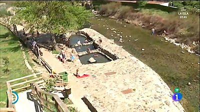 España Directo - Paraíso termal en Arnedillo, La Rioja