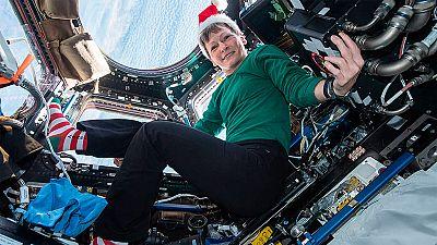 Peggy Withson, la astronauta que bate récords de madurez y permanencia en el espacio