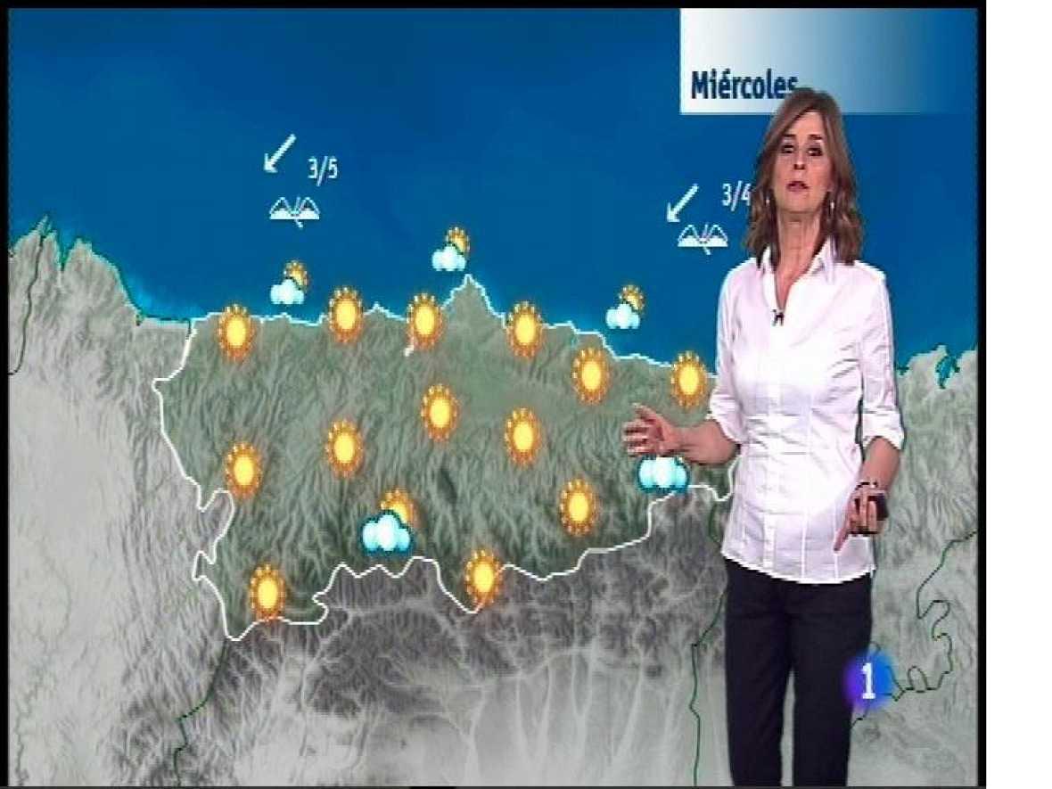 El tiempo en asturias 11 04 17 panorama regional rtve - El tiempo en siero asturias ...
