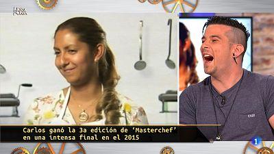 Hora Punta - Repasamos los mejores momentos de Carlos Maldonado, ganador de 'a 3a 'Master Chef', por el concurso