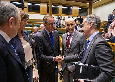 El Parlamento Vasco da luz verde a los presupuestos de 2017