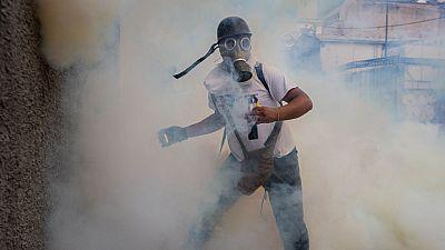Venezuela vive una nueva jornada de tensión en las calles