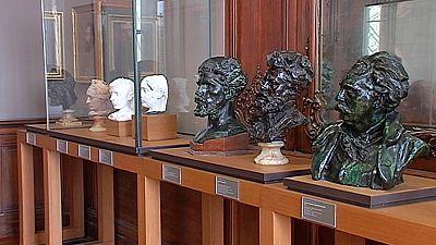 Así es el museo de Rodin, un palacete donde el artista trabajó durante años