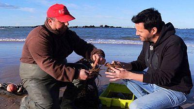 Nécoras y otras delicias del mar