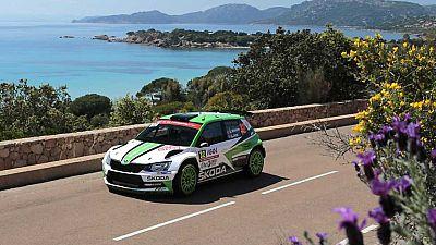 WRC - Campeonato del Mundo. Rally de Córcega: Resumen