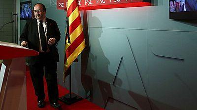 Miquel Iceta asegura que acatará las decisiones del PSOE  en las que participe