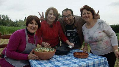 Cocina auténtica en Casares