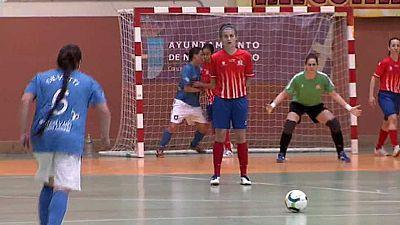 Fútbol Sala - Torneo europeo femenino: ASDC Montesilvano-Futsi At.Navalcarnero - ver ahora ahora