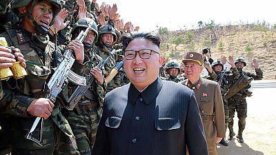 Corea del Norte mantiene su actitud desafiante ante EE.UU.