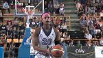 Baloncesto - Liga española femenina, Play off semifinal 1r. Partido grupo A: Perfumerías Avenida-Star Center Uni Ferrol