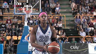 Baloncesto - Liga española femenina, Play off semifinal 1r. Partido grupo A: Perfumerías Avenida-Star Center Uni Ferrol - ver ahora