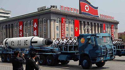 Corea del Norte afirma estar preparada para la guerra nuclear