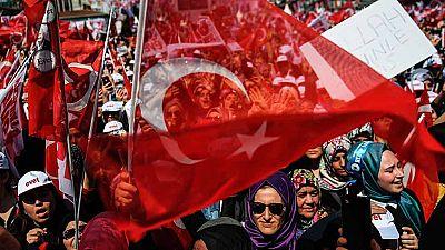 Turquía se prepara para el referéndum constitucional de este domingo