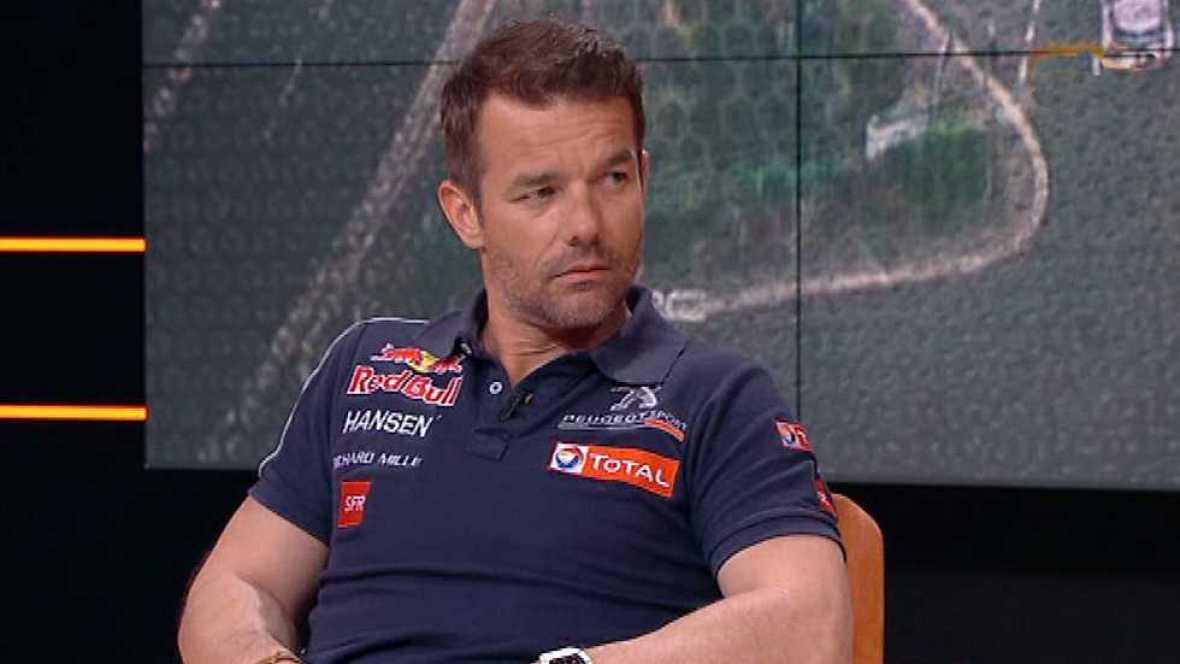 Sillón Box - Entrevista a Sebastien Loeb - ver ahora