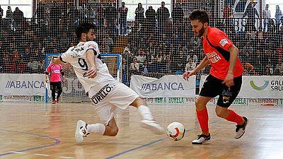 Pescados Rubén Burela 5 -  0 Ríos Renovables Zaragoza