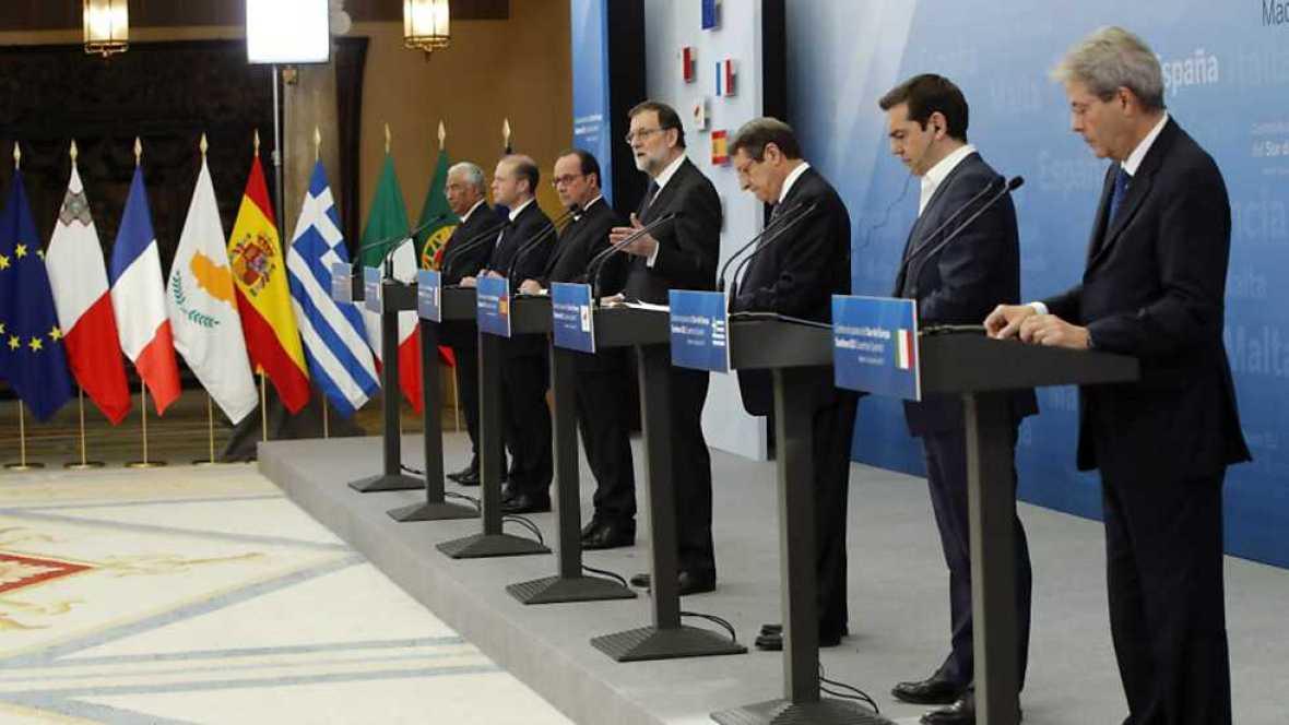Informe Semanal - Españoles en el Brexit - ver ahora