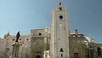 Paisajes del castellano - Palencia, del Fuero Juzgo a la silva palentina - ver ahora