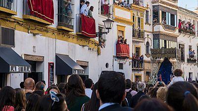 Las ciudades recuperan el ritmo habitual tras las procesiones