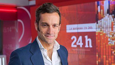 El Canal 24 Horas estrena dos nuevos informativos