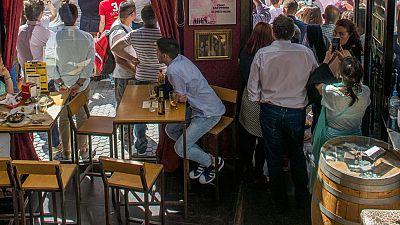 Madrid y Sevilla son las ciudades que más turistas han recibido